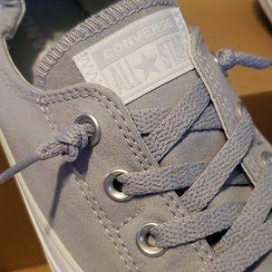 NIB Converse Shoreline slip on Wolf Grey Boutique
